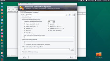 Install KeePass 2.36 Password Manager Via PPA On Ubuntu Linux