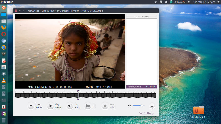 Install VidCutter - Video Cutter For Linux Ubuntu