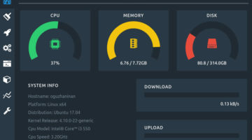 Install Stacer Linux System Optimizer & Monitoring Tool