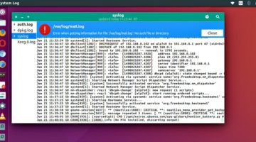 Linux Log Files Explained – How To Check Log Files In Linux