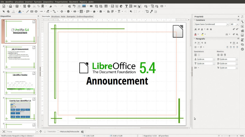 libreoffice linux