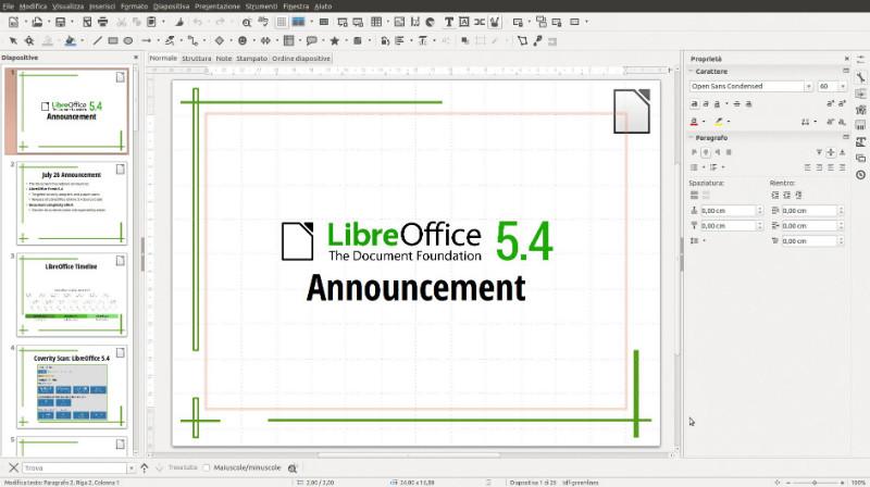 Install LibreOffice 5 4 Office Suite on Linux Ubuntu
