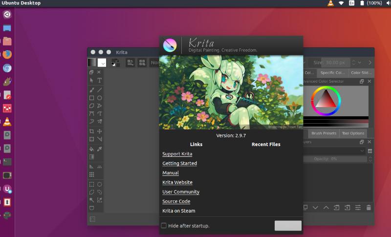 Krita 3 20 Released - Install Krita Digital Painting Program