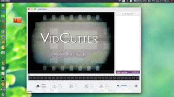 How To Install VidCutter 5.0 on Ubuntu 17.04 Using ppa:ozmartian/apps