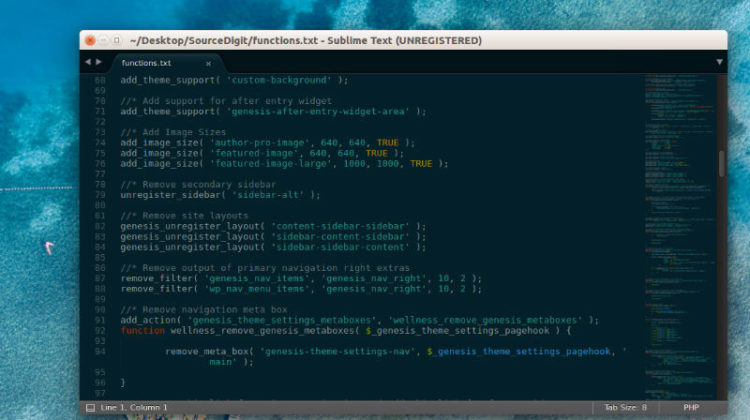 Install Sublime Text 3 On Ubuntu Using Terminal