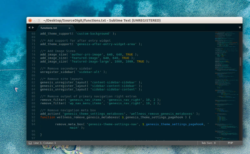 install sublime text ubuntu 17.10