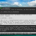 rm Command in Linux With Examples – Delete a File in Linux Terminal