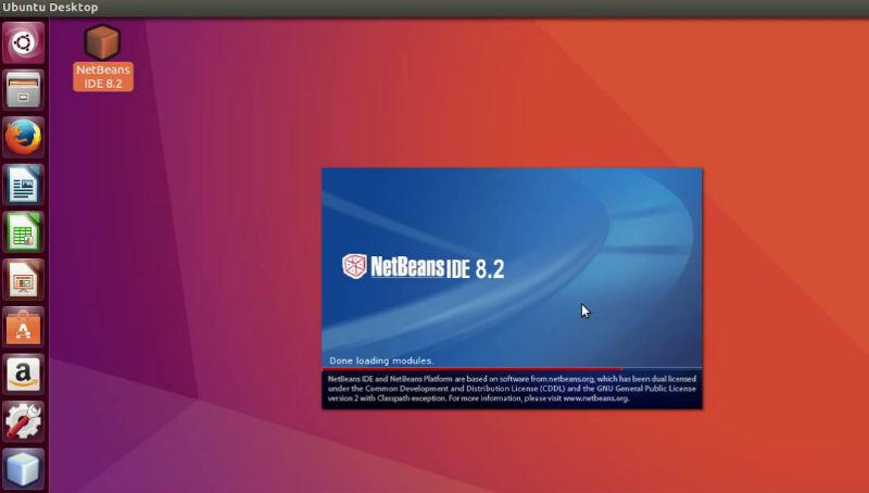 netbeans 8.2 jdk linux