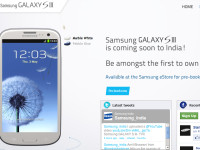 Samsung Galaxy S3 Debuts in World Market, Coming Soon to India