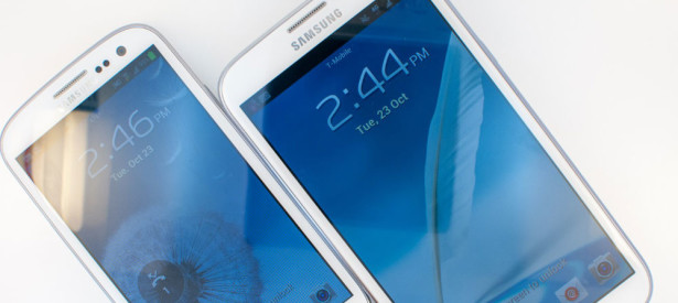 1% of All Android Smartphones Sold Globally is Samsung Galaxy S5 (after first week of launch)