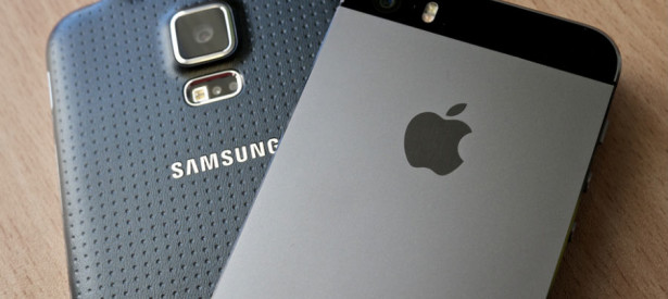 This is The Real Manufacturing Cost of Samsung Galaxy S5 and Apple iPhone 5S