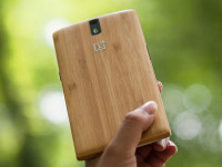 OnePlus One Bamboo StyleSwap Cover For a Price of $50, Available By End of August