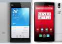 OnePlus One vs Xiaomi Mi 3: Price, Specifications, Features Comparison