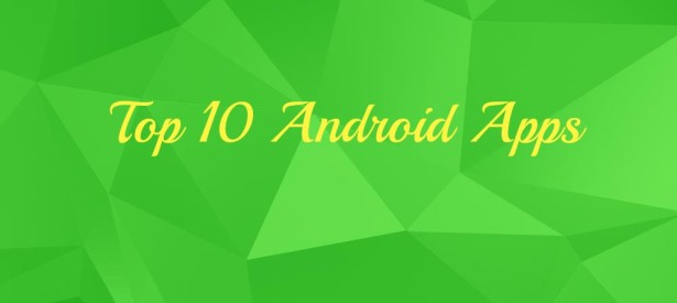 Top 10 Android Apps (September 2014)