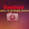 """Get Ubuntu 14.10 """"Utopic Unicorn"""" – Where to Download Ubuntu 14.10 ISO (CD Image)"""