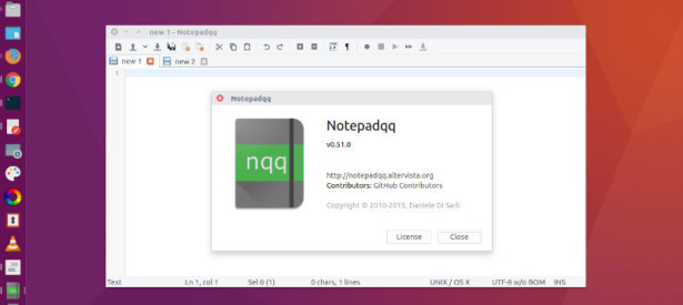 Install Notepadqq 0.51 On Linux Ubuntu Systems